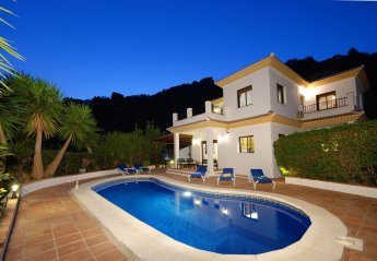 4 bedroom Villa for rent in Comares