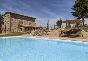 5 bedroom Villa for rent in Radicofani