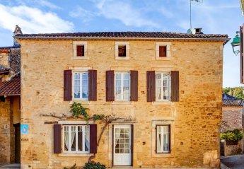 5 bedroom Villa for rent in Cahors