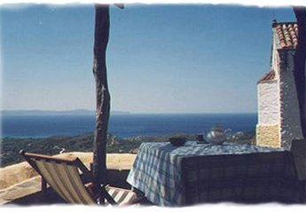 Country House in Greece, Chios: View