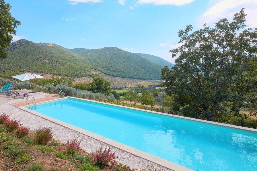 Villa in Italy, Silvignano