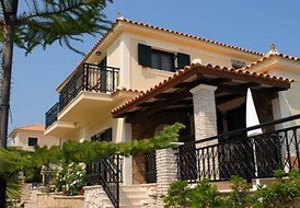 4 person's villa in Zante