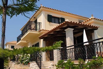 Villa in Greece, Zakynthos: The villa