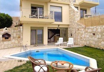 Villa in Greece, Aghia Pelagia