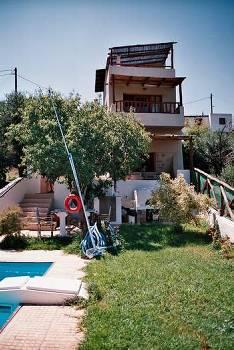 Villa in Greece, Elounda: Picture 1