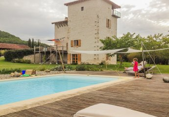 5 bedroom Villa for rent in Villeneuve Sur Lot
