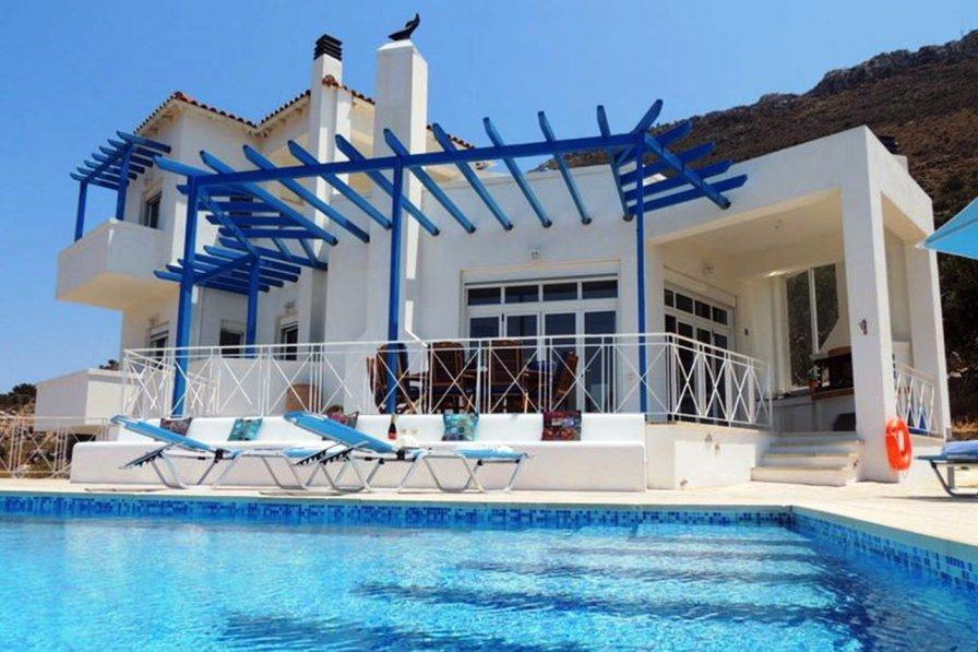 Villa in Greece, Kokkino Chorio: