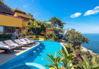 11 bedroom Villa for rent in Puerto Vallarta