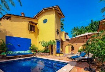7 bedroom Villa for rent in Puerto Vallarta