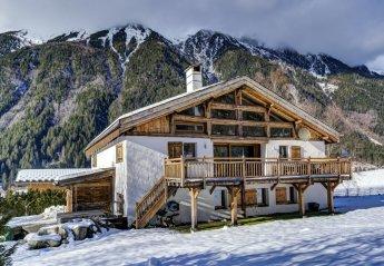 9 bedroom Chalet for rent in Chamonix
