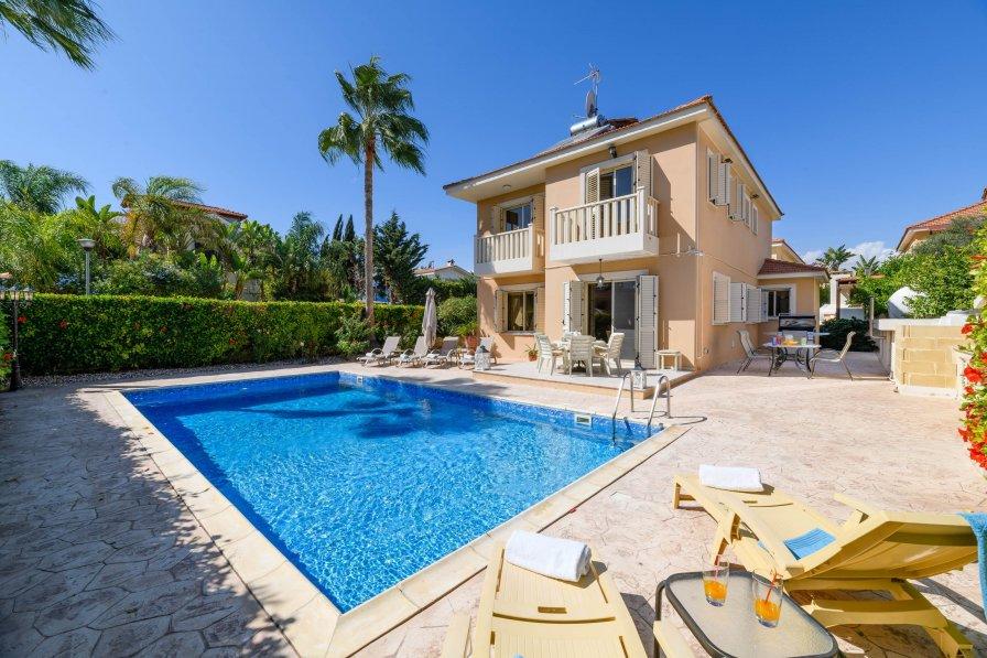 Villa in Cyprus, Pyla