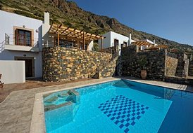 3 bedroom superior villa in Crete