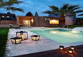 6 guest luxury villa in Crete