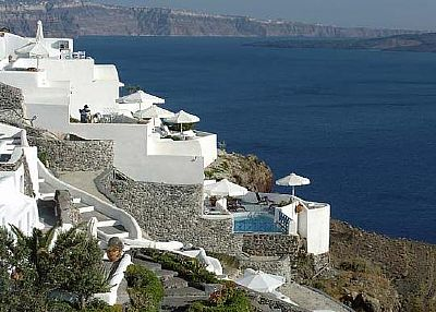 Apartment in Greece, Oia: .