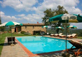 3 bedroom Villa for rent in Civitella in Val di Chiana