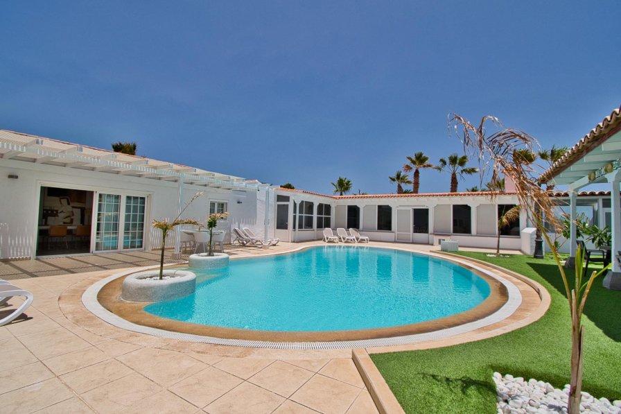 Villa in Spain, Golf del Sur
