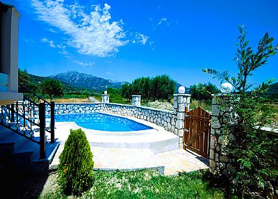 Villa in Greece, Vassiliki: .