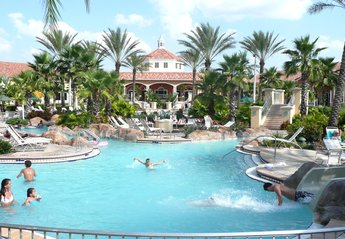 Villa in USA, Regal Palms: Regal Palms Water Park