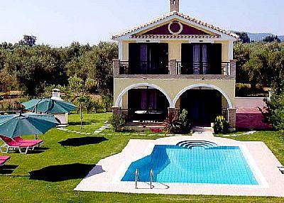 Villa in Greece, Zakynthos: .