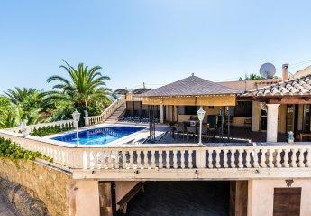 Villa in Spain, S'Arenal
