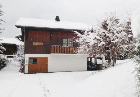 Villa in Morillon, France