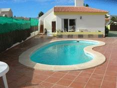 Apartment in Spain, Corralejo: main terrace