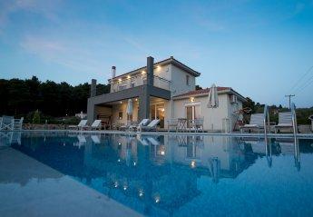 4 bedroom Villa for rent in Skopelos Island