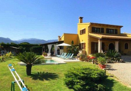 Villa in Inca, Majorca
