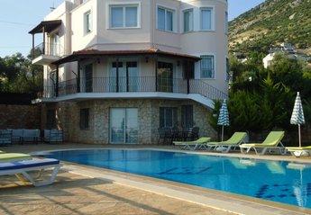 5 bedroom Villa for rent in Kalkan