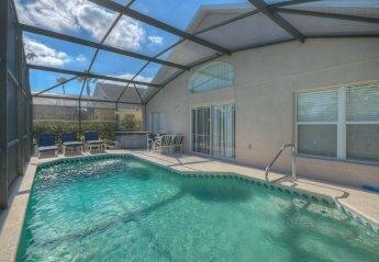 4 bedroom Villa for rent in Kissimmee