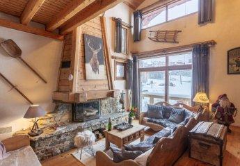 4 bedroom Chalet for rent in Tignes