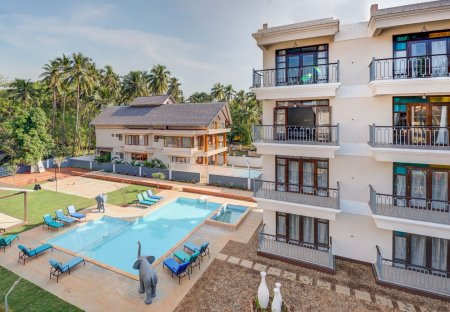 Villa in Calangute, India