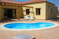 Villa in Spain, La Oliva: POOL AND TERRACE