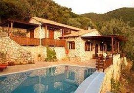 Stone Villa in Lefkas