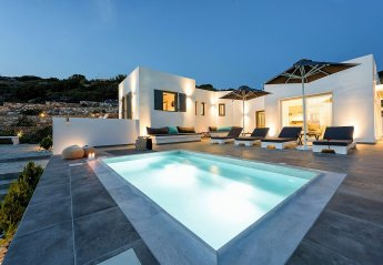5 bedroom Villa for rent in Paros
