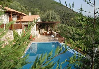 Villa in Greece, Sivota: .