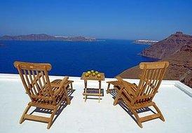 Junior suite in Santorini