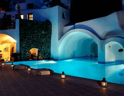 Apartment in Greece, Oia: Pool