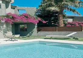 4 guest luxury villa in Crete
