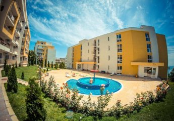 Studio Apartment in Bulgaria, Crown Fort Club