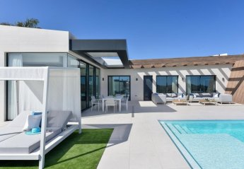 4 bedroom Villa for rent in Salobre Golf Resort