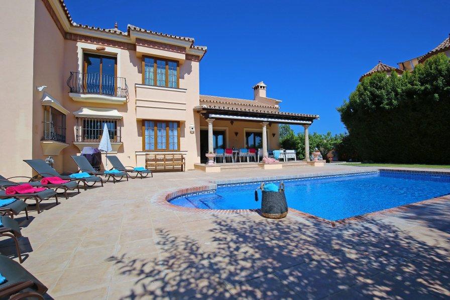 Villa in Spain, Marbella