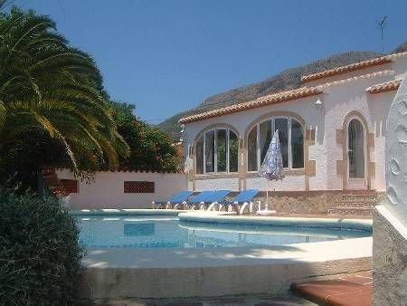 Villa in Spain, La Ermita: Pool Area