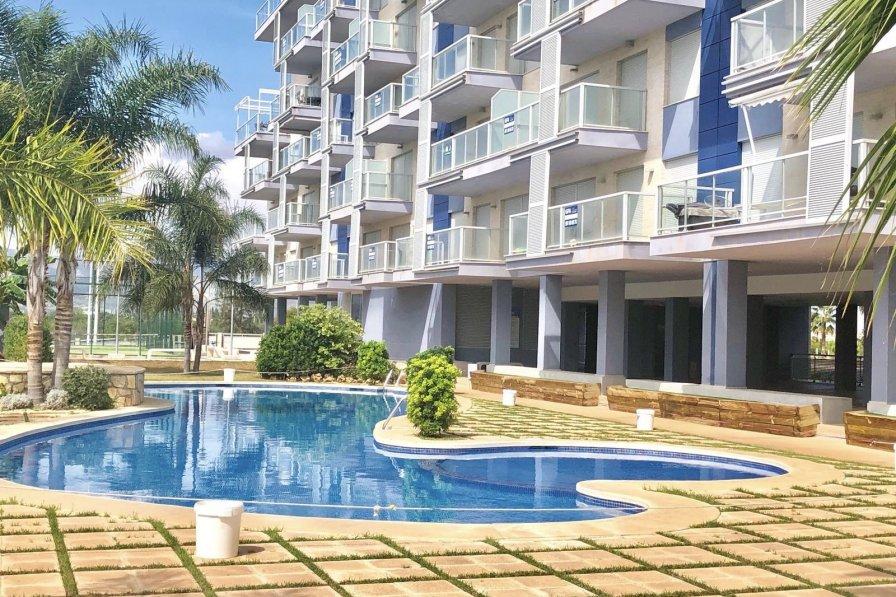 Apartment in Spain, El Grao