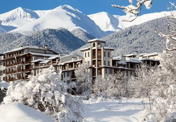 Apartment in Bulgaria, Bansko: Mountain Dream in Winter