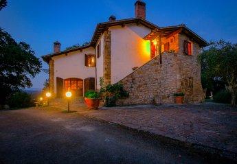 3 bedroom Villa for rent in Asciano