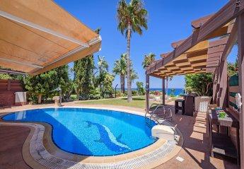 5 bedroom Villa for rent in Kapparis