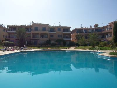 Apartment in Cyprus, Universal: Pool