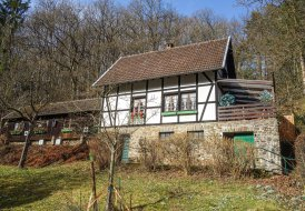 House in Heimbach, Germany