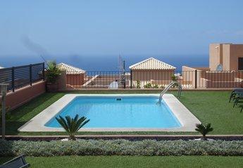 Villa in Spain, Golf Costa Adeje: Lovely views from the villa
